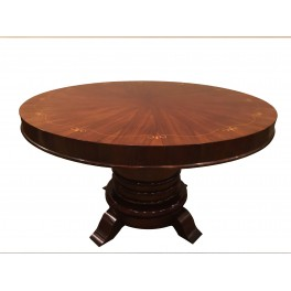 French rosewood cocktail table c 1920