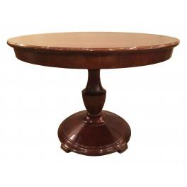 Empire style Pedestal  table c. 1940
