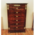 Fr. Empire chiffonier c.1870  'SOLD'
