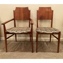 Set of 6 Paul McCobb for Lane dining chairs c. 1960