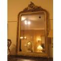 Louis XV gild frame mirror c. 1920