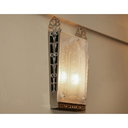 Art Deco sconce  c. 1930