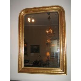 Louis Philippe Gild Frame Mirror c. 1870