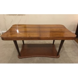 American Art Deco Gilbert Rohde Dining table c 1940