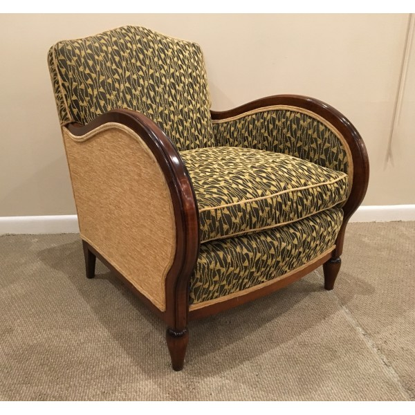 1930u0027s · Pair French Bergere Chairs C.